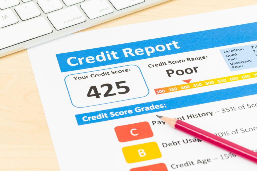 Borrow Money With Bad Credit